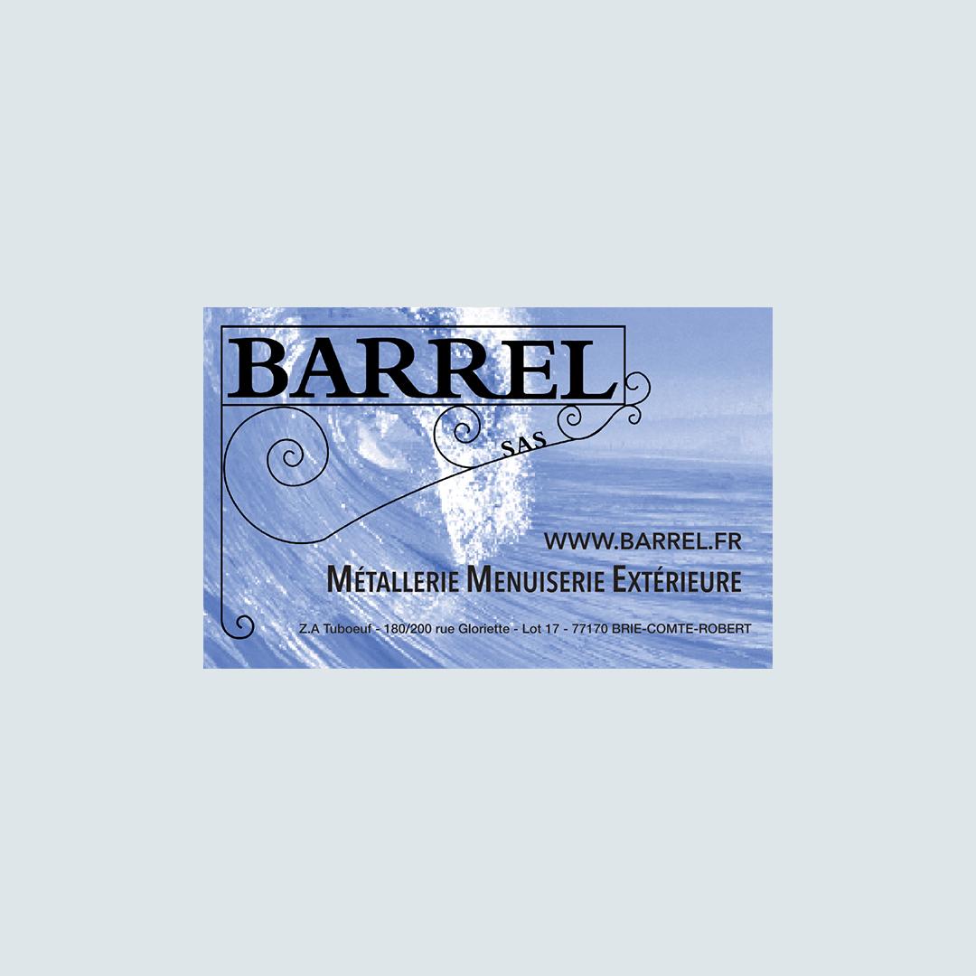 cv barrel
